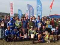 SPINNING SPORTS FISHING FROM SHORE CUP OF TULA REGION